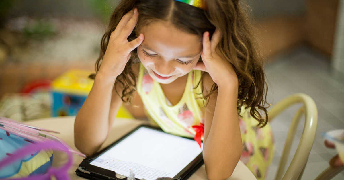 Screen Time and Our Teens' Mental Health Crisis