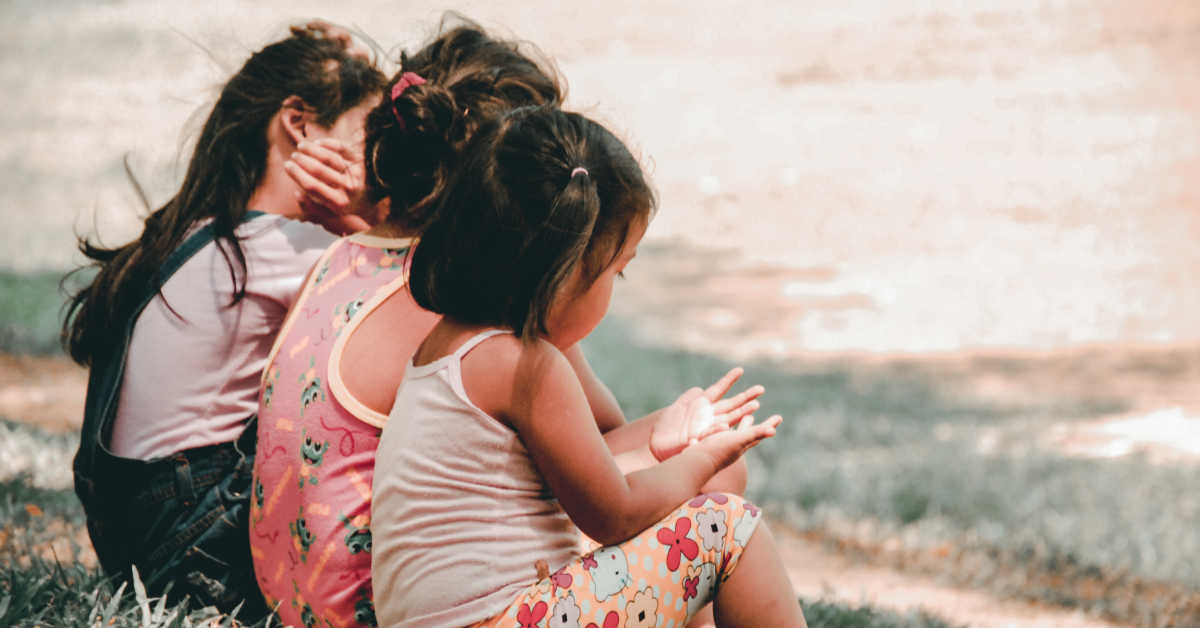 Why Your Kids Need a Tribe