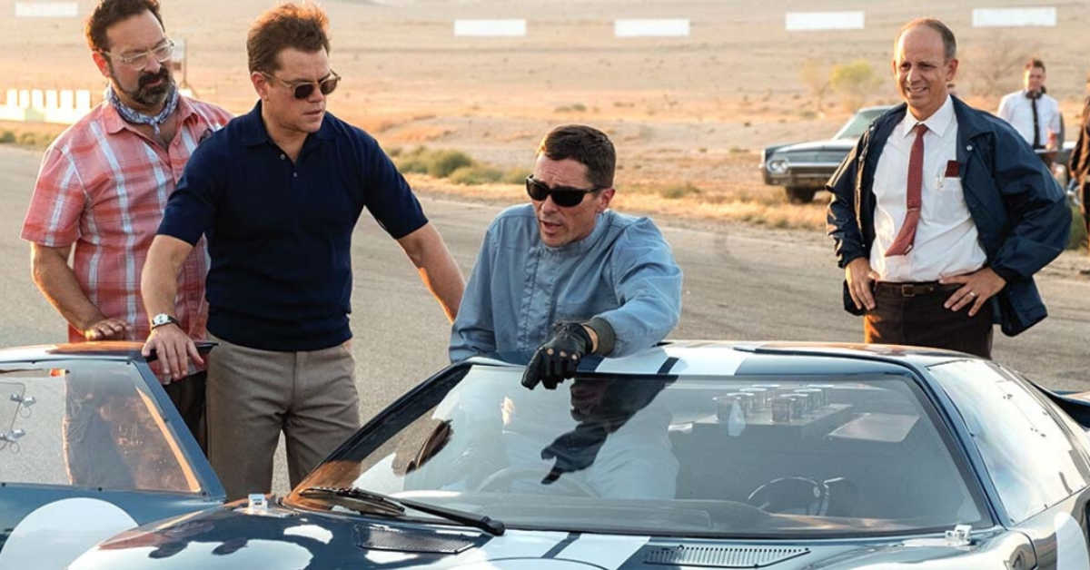 This Movie is Why Streaming Will Never Replace Cinema: 'Ford v Ferrari'