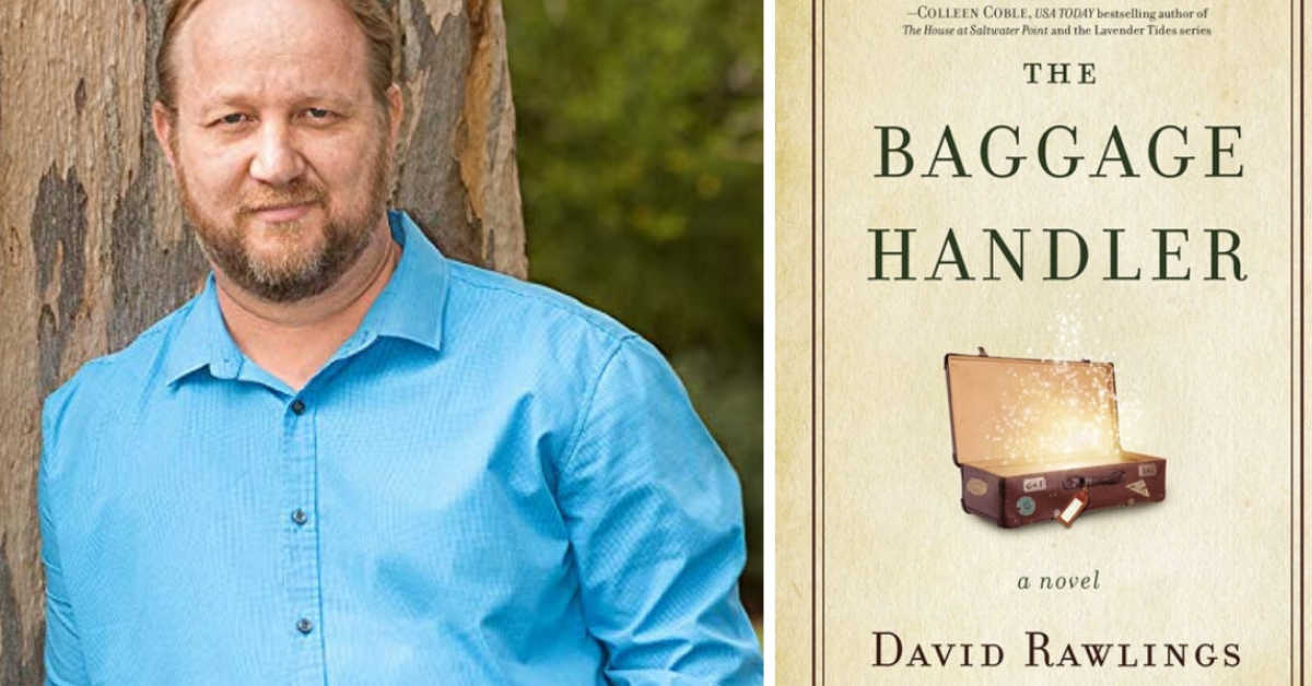 """""""The Baggage Handler"""" by First-Time Aussie Novelist Wins Prestigious US Book Award"""
