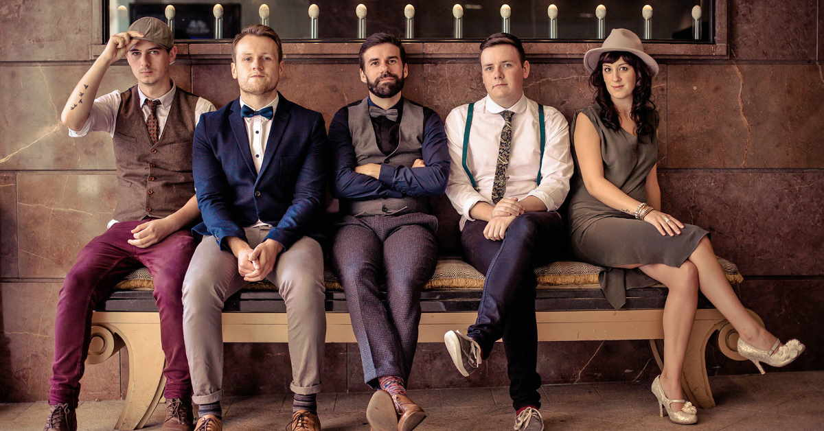 Authenticity is Key For Rend Collective